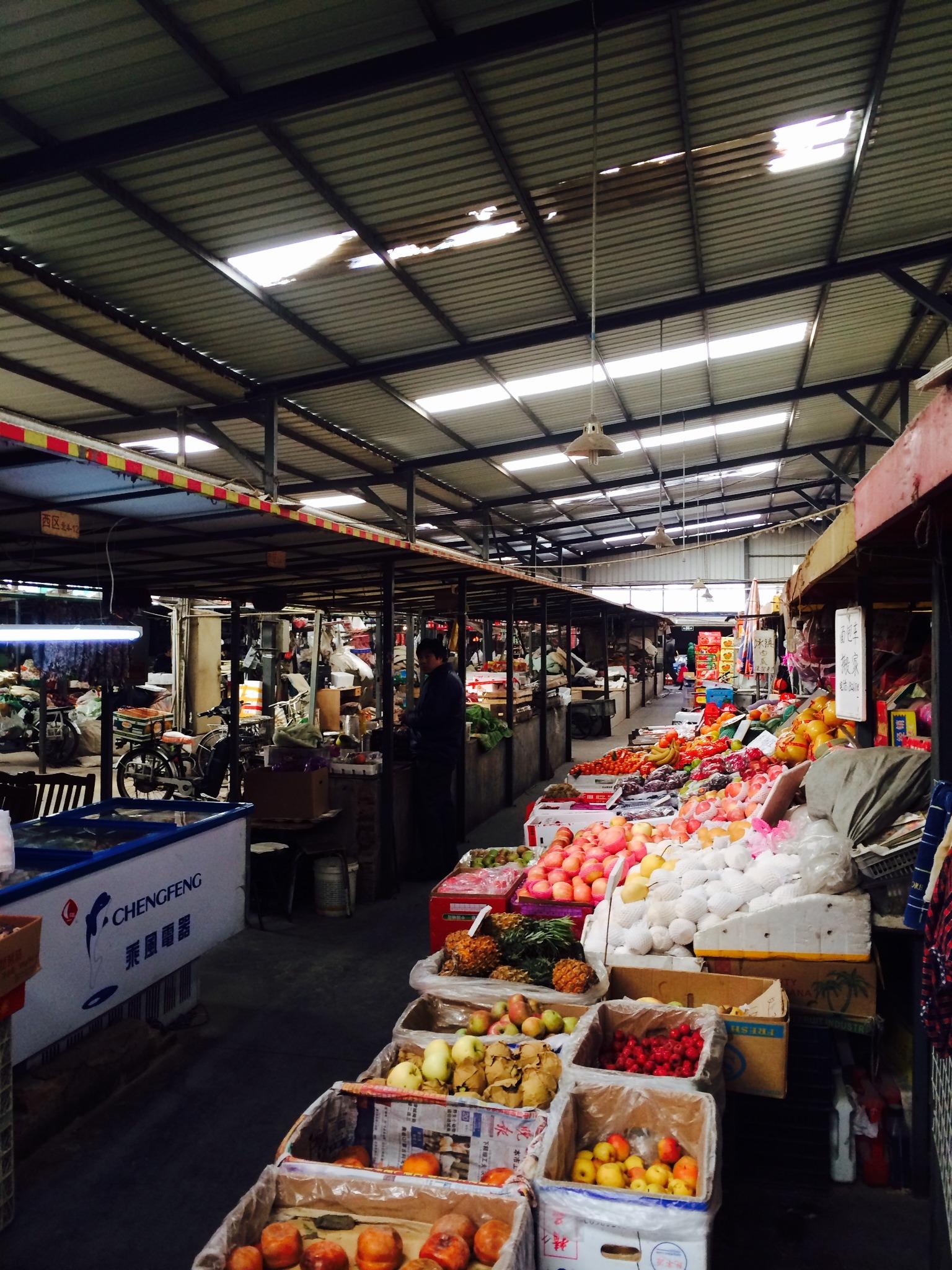 Beijing market